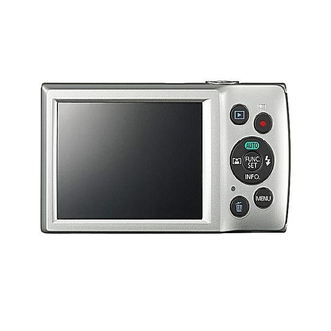 20MP IXUS 175 Compact Digital Camera - Silver