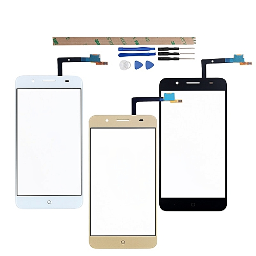 """YUETHOUGHT""Mobile Phone Replacement Accessories For ZTE Blade A2 Plus A610  Plus Touch Screen Digitizer Assembly"