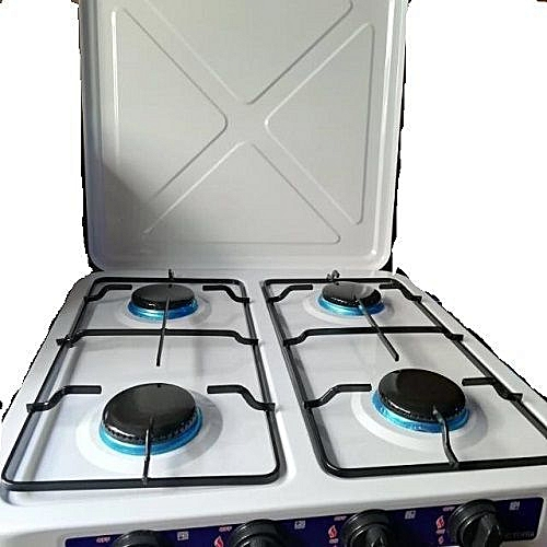 Table Top Gas Cooker - 4 Burner