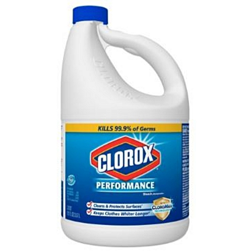 Concentrated Performance Bleach, 3.57L