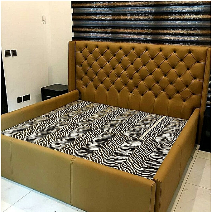 Home Furniture Delivery: Good Home Furniture Bed Frame (Delivery Within Lagos ONLY