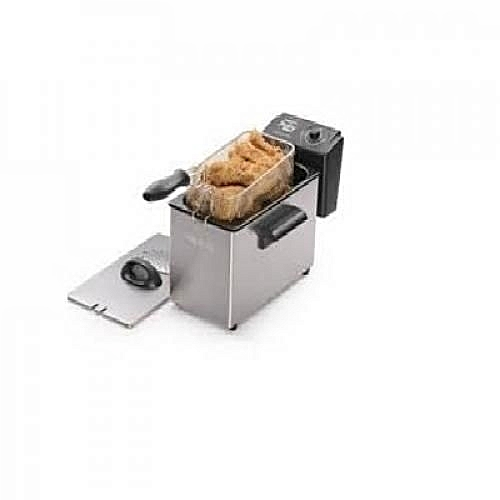 3.5 Litres - Stainless Steel Electric Deep Fryer