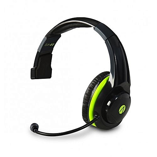 Stealth Gamers Mono Chat Gaming Headset Xbox One Xbox 360 - For Gaming Movies Music