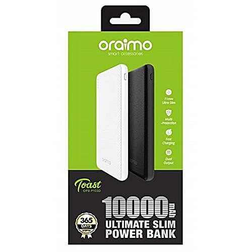 Oraimo  Powerbank 10000mAh