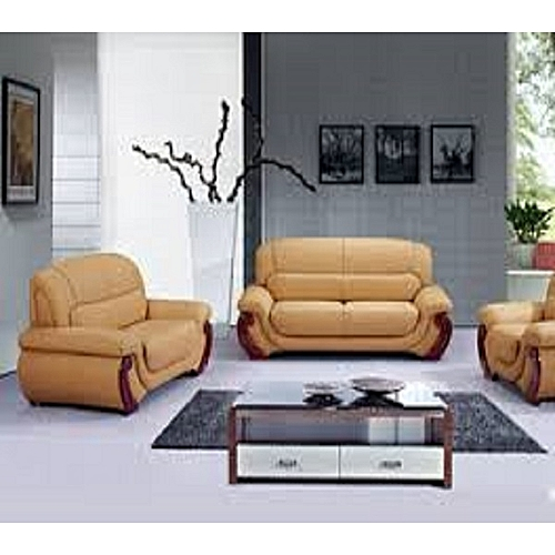 Firminus 5 Seater Leather Set