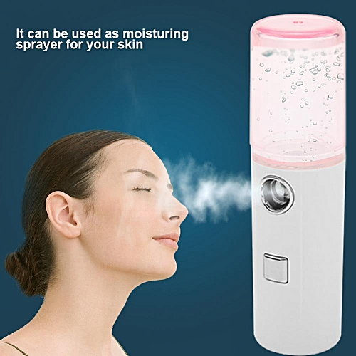 Durable Lightweight Portable Rechargeable Humidifier Moisturing Sprayer Skin Care