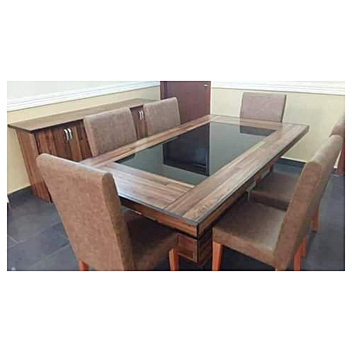 Alexis Dinning Sets (6 Chairs)-Free Lagos Delivery