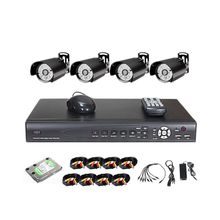 Security Recording System With Internet and 3G Phone Viewing