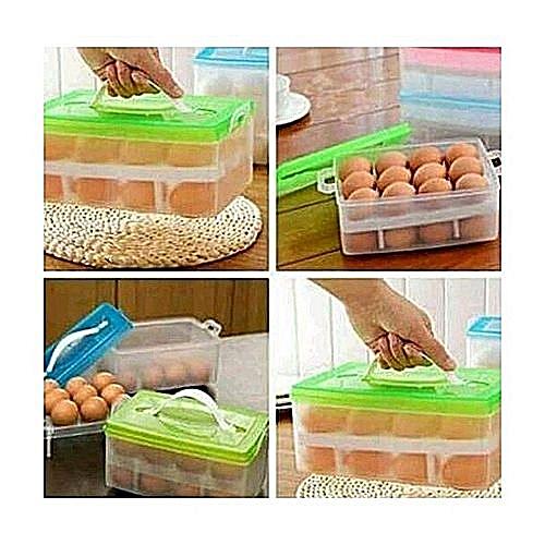 Egg Rack Box 32 Space