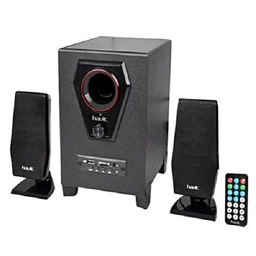 2.1CH Multimedia Speaker With Bluetooth Function HV-SF7100BT