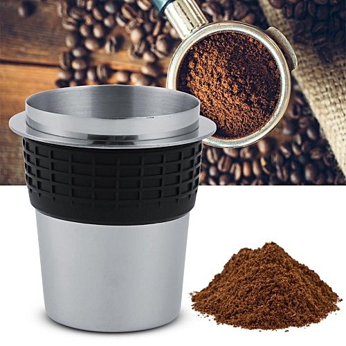 Durable Stainless Steel Coffee Powder Smell Powder Strainer