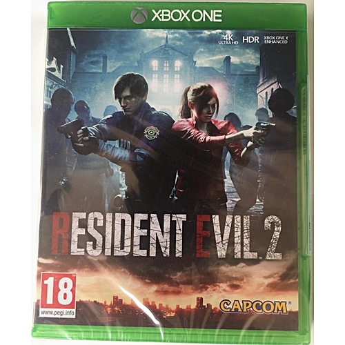 Residents Evil 2 - Xbox One