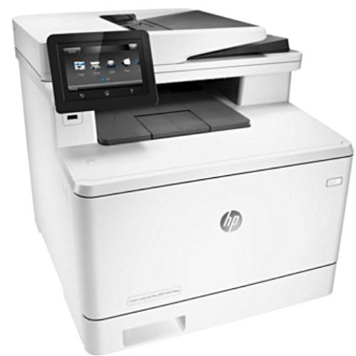Color LaserJet Pro MFP M477fdw Printer - CF379A (1 Unit Per Customer)