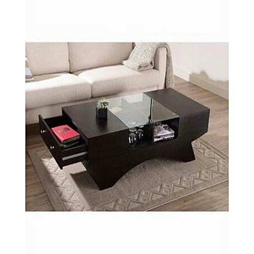 Royal Exellence Coffee Center Table - Brown (Unique) (Delivered Only Within Lagos)