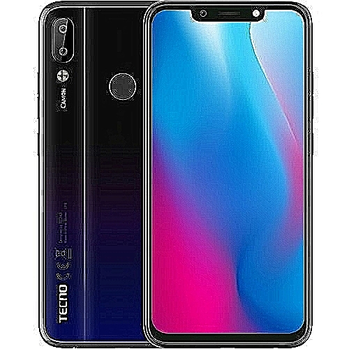 Camon 11 Pro (Cf8) 6.2Inch FHD (6GB, 64GB ROM) Android 8.1 Oreo, 16MP + 5MPDual Rear Camera,24mp Front Camera With Flash Dual SIM 4G Fingerprint Smartphone- Nebula Black