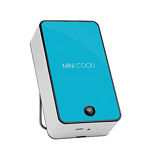 High Quality Portable MINI Air Conditioner Fan Rechargeeable Battery USB Summer