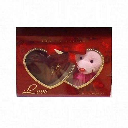 Love Womens Birthday Gift Set For Her
