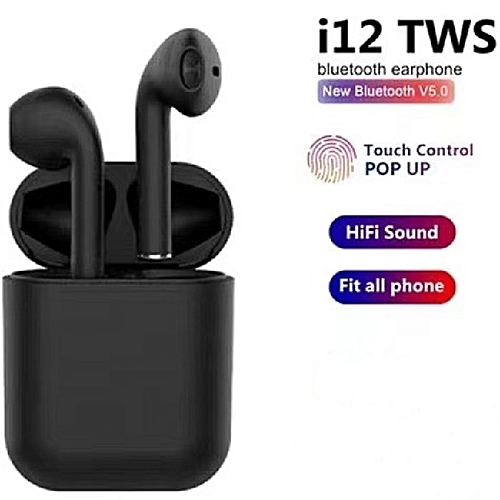 Mini Bluetooth Wireless Invisible Earbuds Sports Headphones