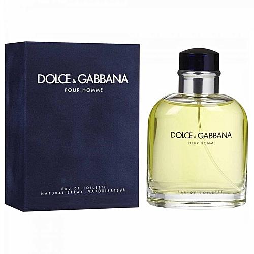 a24cbe84b2 Dolce & Gabbana Pour Homme 125ml EDT | Jumia NG
