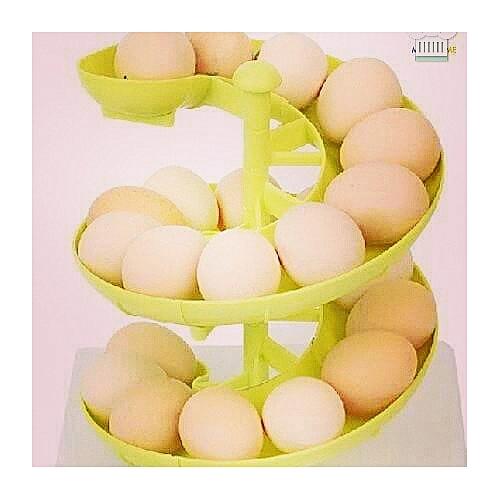 Egg Holding Rack