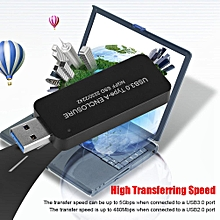 Portable USB3.0 To M.2 NGFF SDD Enclosure External Hard Drive Box For 2230 / 2242