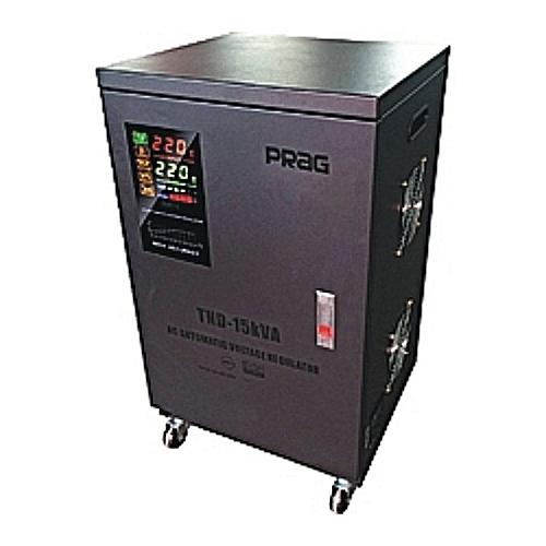 15KVA 80-260V Servo Voltage Stabilizer- Prag