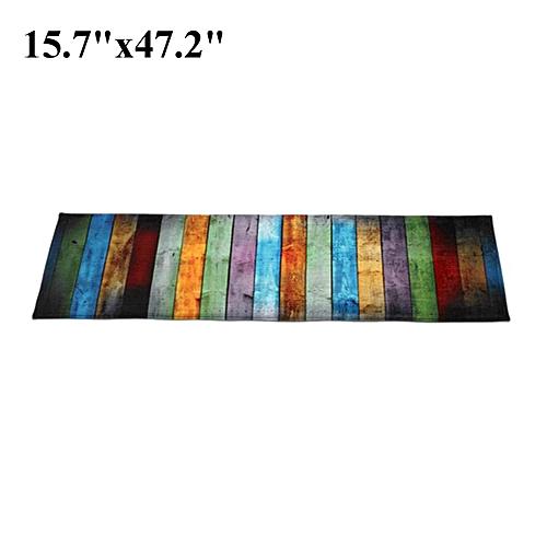 AU Dining Bathroom Room Carpet Shaggy Soft Area Rug Rectangle Floor Mat 60*180CM