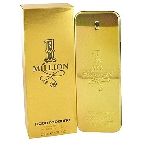 Paco Rabanne 1 Million EDT For Him - 200ml