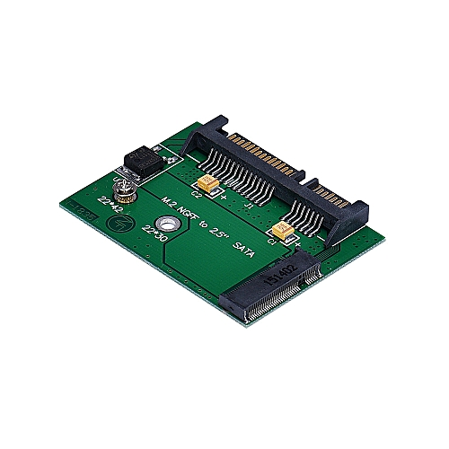 NGFF M.2 SSD Solid State Drive To 2.5Inch SATA Interface Adapter Converter