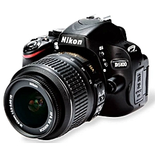 Nikon D5100 DSLR Camera HD Black