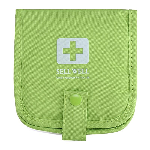 Travel Essentials Carry-on Medicine Storage Bag For Travel Outdoor Emergency Kit First Aid