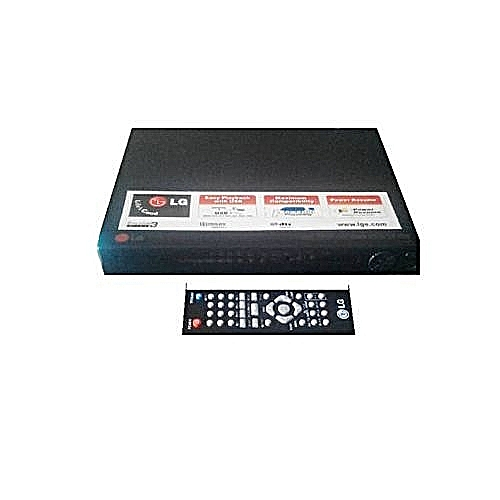 DVD Video Player With Mp3 + USB Port