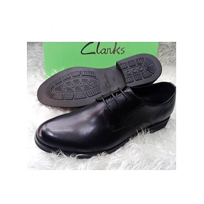 6089604e Coperate Office Shoe For Men -Black