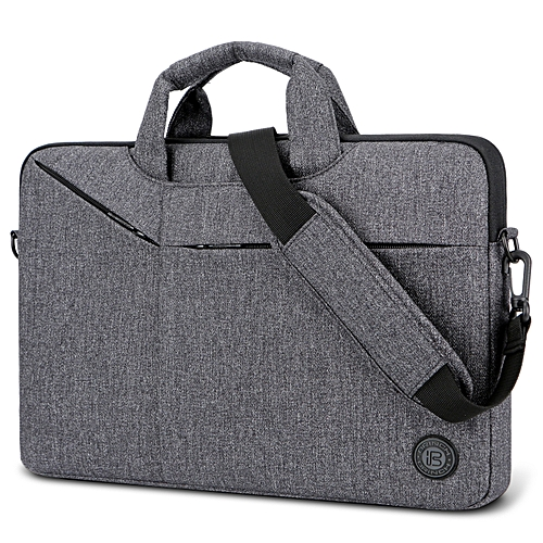 Laptop Bag Laptop Messenger Bag Handbag -Black
