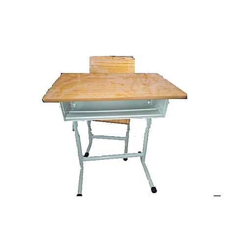 Modern Classroom Adjustable Single Furniture Used Children School Desk & Chair
