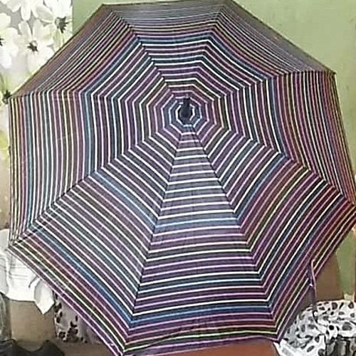Rain Bow Colour Desiger Multi Purposes Umbrella