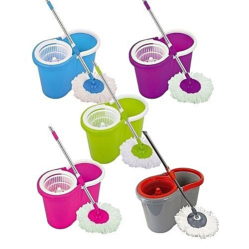 Magic Spin Mop And Bucket