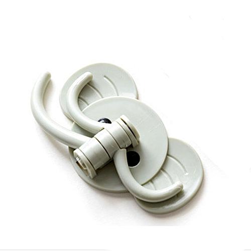 Durable Cartoon Elephant Seamless Bathroom Kitchen Wall Hook Multi-function Adhesive Strong Hangers