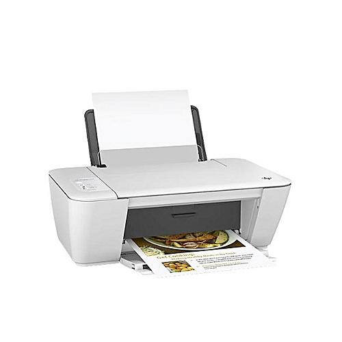 Deskjet Ink Advantage 1510 All-in-One Printer - White
