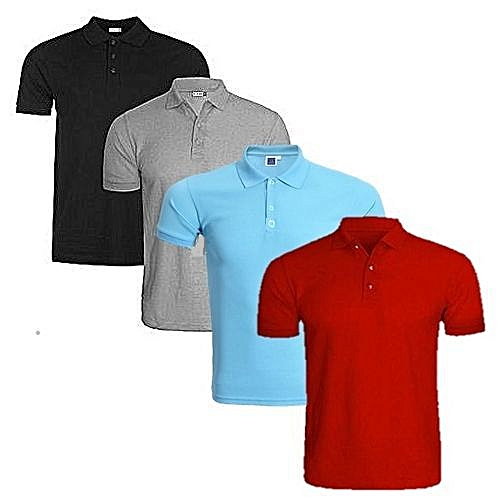 4 In1 Quality Polo Shirt Unisex