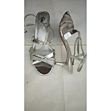 d1b2a43d547 Women  039 s Prima Open Toe Sandals - Silver