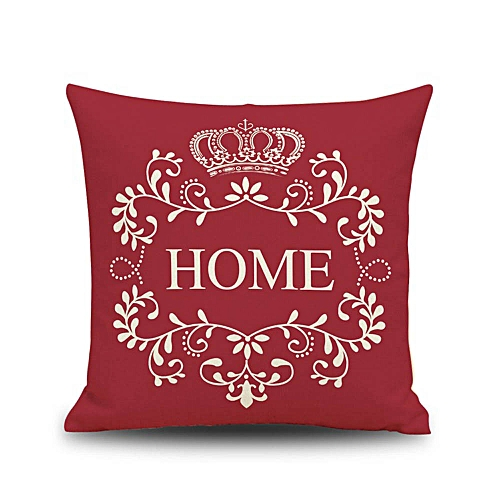 Fashion Pillow Case Sofa Waist Throw Cushion Cover Home Decor