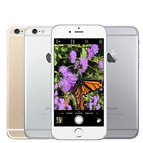 IPhone 6 16GB + 1GB 8MP 4.7 Inch Refurished With Fingerprint