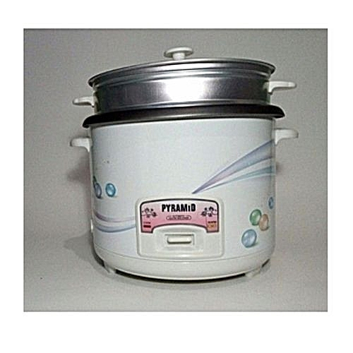 Pyramid Rice Cooker- 3L