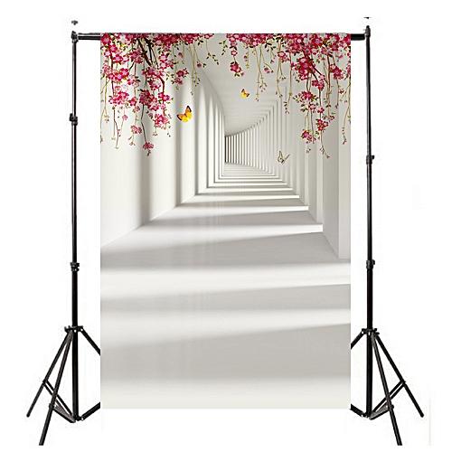Vinyl Wood Wall Floor Photography Studio Prop Backdrop Background 3x5FT F