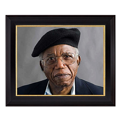 8x12 Inches Picture Frame - Chinua Achebe