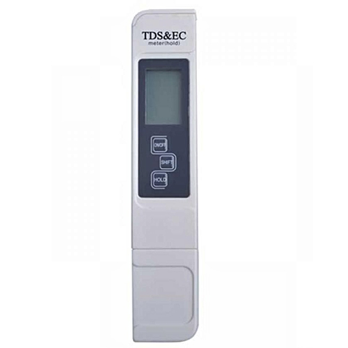 3 In 1 Digital TDS, EC & Temperature Meter