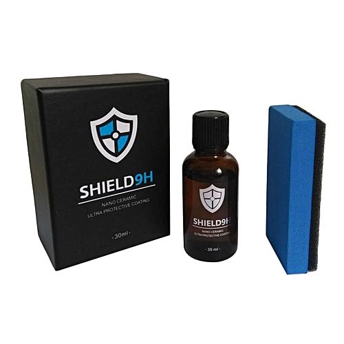 OR Nano 9H Car Ceramic Coating Paint Protection Shiny Liquid Glass Kit-Black