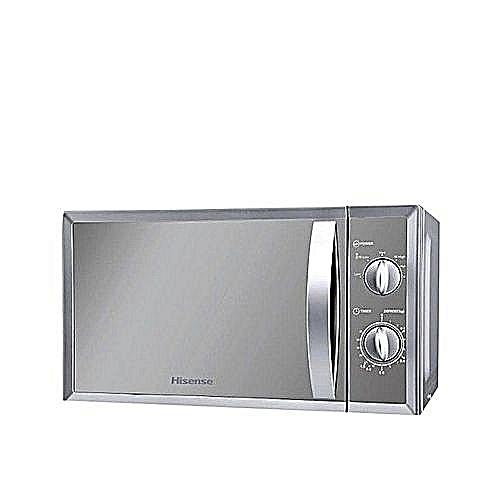 Microwave Oven 20liter Silver Momm1
