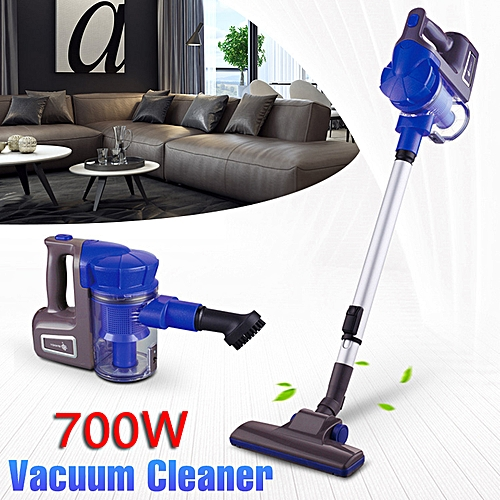 110V Handheld Home Corded Vacuum Cleaner Carpet Sofa Mattress Curtain Floor Brush - US Plug